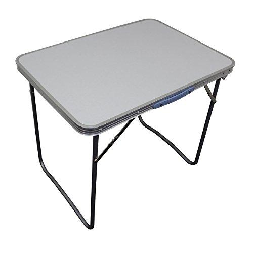 MERMONT アウトドア テーブル 折りたたみ (幅70cm) 軽量 アルミ