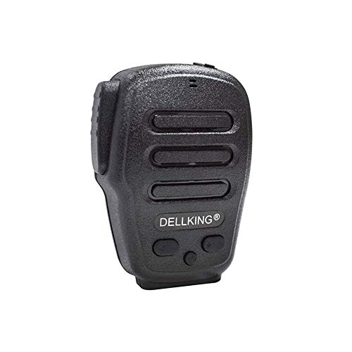 Bluetooth handheld microphone wireless walkie-talkie wireless PTT rechargeable walkie-talkie hand microphone portable Bluetooth walkie-talkie can connect adapter to play music
