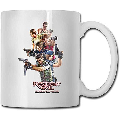 Cups Resident Evil Kaffeebecher Tumbler Cups Cute White