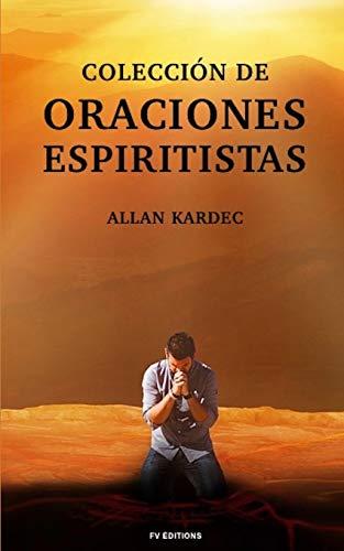 Colección de Oraciones Espiritistas: Letra Grande