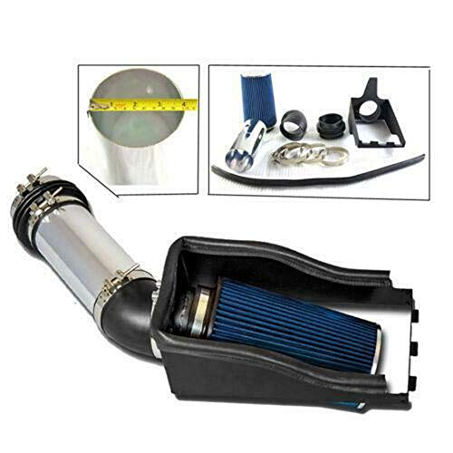 Cold Air Intake Air Filter Fit for 1999-2003 Ford F250 F350 Super Duty 7.3L Blue