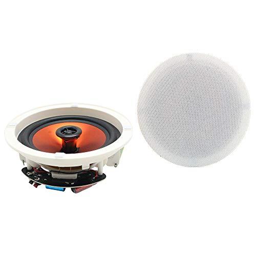 "Herdio 6.5"" Flush Mount in-Ceiling/Wall Speakers 2-Way Home Speaker..."
