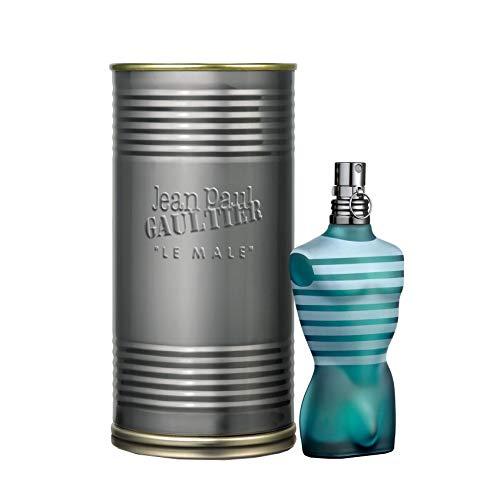 Jean Paul Gaultier Le Male Eau de Toilette Spray in Box, 1.4 Ounce