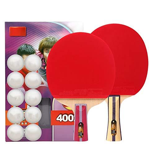Check Out This Hewen-Ping Pong Set Ping Pong Bat Table Tennis Racket Pingpong Paddle Anti Slip Porta...