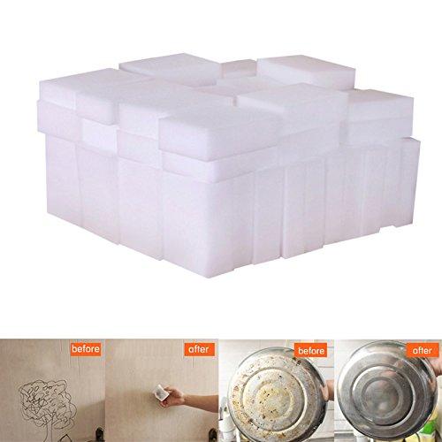 Preisvergleich Produktbild Demiawaking Sauber Radiergummi Melamin Multifunktionell Magie Schwamm für die Reinigung (20Pcs)