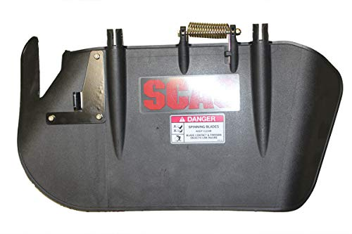 SCAG STC/SCZ/OCDC-48V, Operator Controlled Discharge Chute for 48' Velocity Tiger CAT and Cheetah