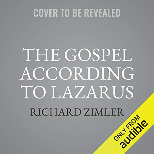 The Gospel According to Lazarus audiobook cover art