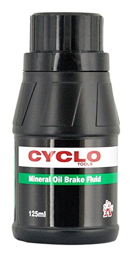 Cyclo Mineral Oil Brake Fluid (125 Ml)