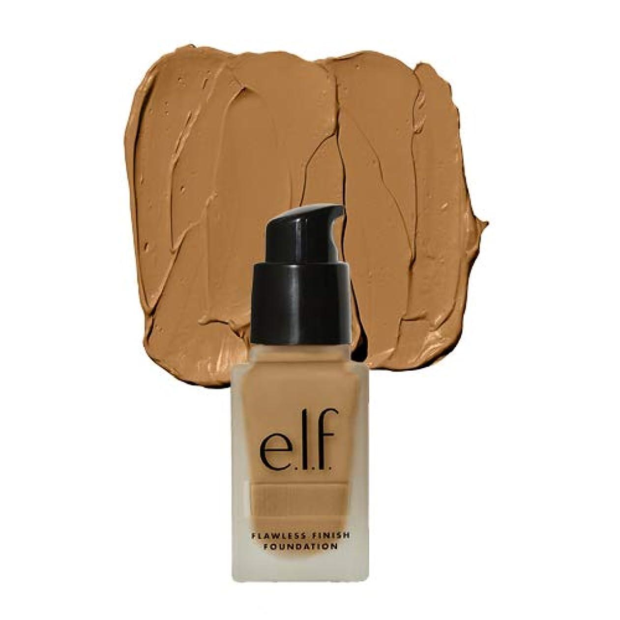 傾斜脅威根拠(3 Pack) e.l.f. Oil Free Flawless Finish Foundation - Linen (並行輸入品)