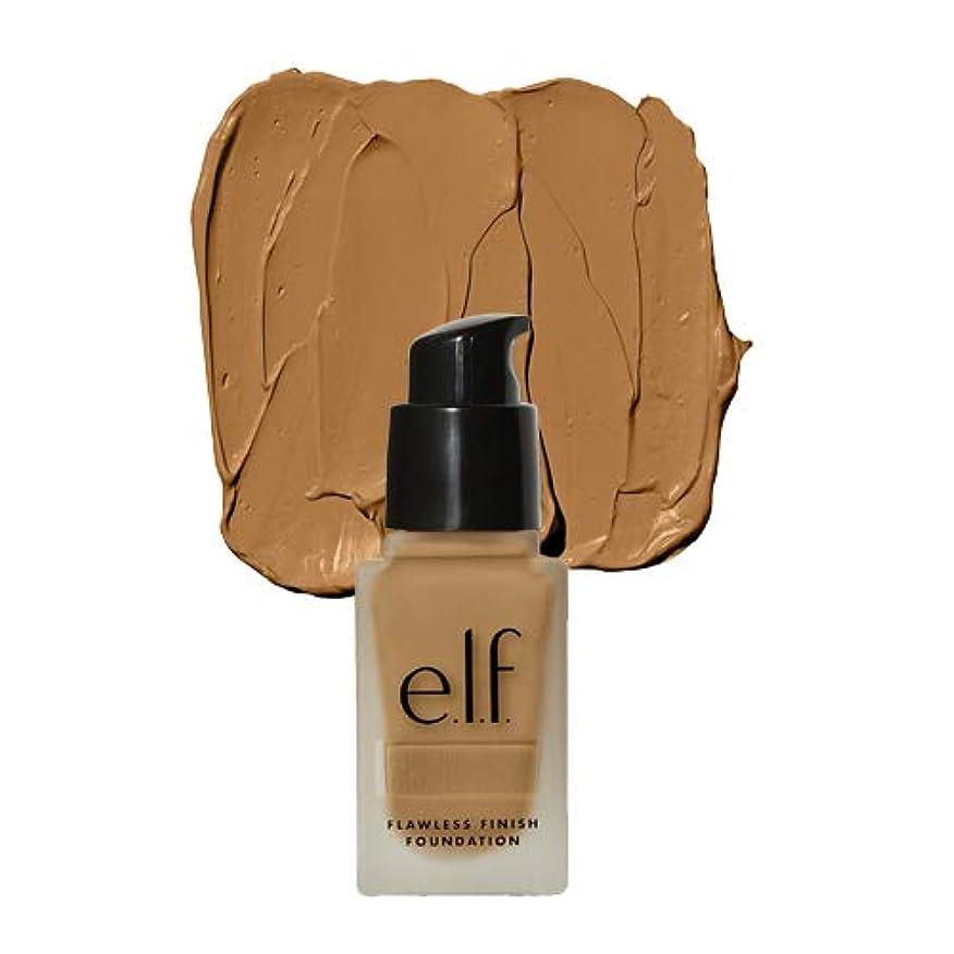 刈り取る許す顕微鏡(3 Pack) e.l.f. Oil Free Flawless Finish Foundation - Linen (並行輸入品)