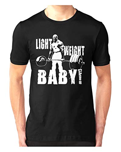 Light Weight Baby! (Ronnie Coleman) Slim Fit Tshirt