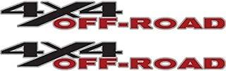 Dodge Ram 4x4 Off Road Compatible with Dakota Sticker Decal 01