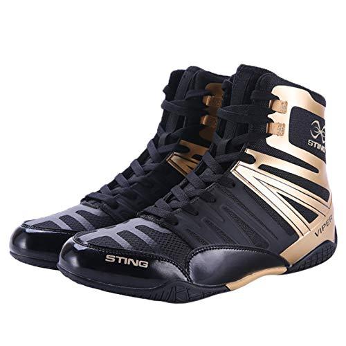 Willsky Zapatos De Boxeo Para Hombres Luchan A Entrenadores Luchadores Transpirable Suave Inferior Adulto Adolescentes Interior Aptitud Zapatillas De Deporte