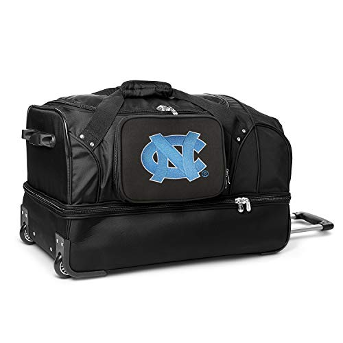 NCAA Drop-Bottom Duffel (Many Teams)