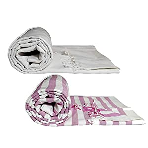Riyashree Organic Cotton Silky Soft Bhagalpuri Dull chadar lite Blanket & Duvet ( 52*94 in ) Combo Pack of 2 Dull 13 15