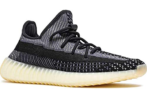 adidas Yeezy Boost 350 V2 Carbon Sneakers - Mens - Size 12.5