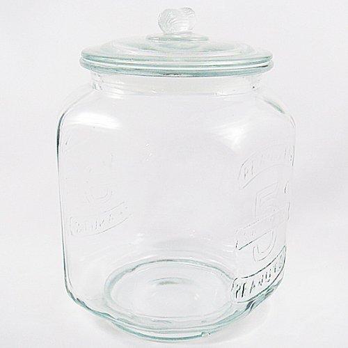 ガラスジャー 容量: 米5Kg