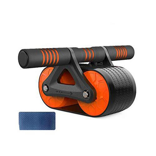 Cheapest Prices! Youshangshipin Fitness Roller, Rebound Abdominal Muscles Home Fitness Abdominal Whe...
