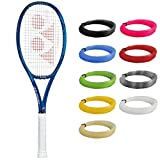 YONEX EZONE 98 LITE Deep Blue Tennis Racquet Strung with Synthetic Gut Racquet String...