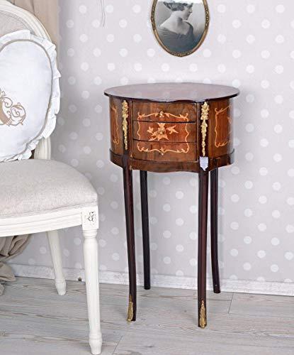 Vintage Commode Téléphone Table en Français Style Baroque Palazzo Exclusiv