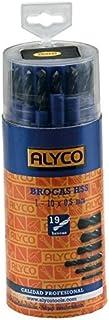 Broca de pala para madera 19 mm con insercion hexagonal Alyco 135004