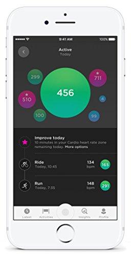 TomTom Spark 3 Cardio + Musik GPS-Fitnessuhr - 11