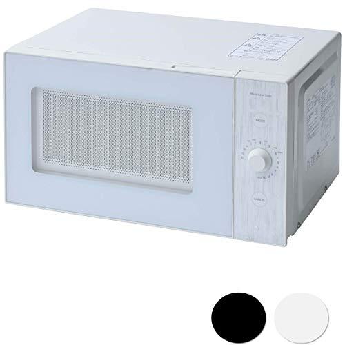 [山善] 電子レンジ 18L フラットテーブル ヘルツフリー 全国対応 ホワイト YRL-F180(W) [メーカー保証1年]