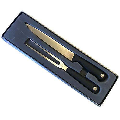 WUSTHOF Carving Knife Fork SET Emeril Lagasse EmerilWare 9812E
