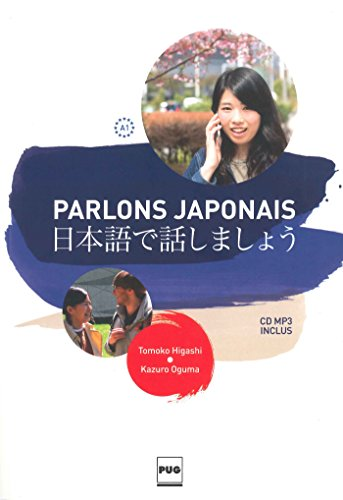 Parlons japonais A1 (1CD audio MP3)