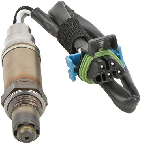 Bosch 15282 Premium OE Fitment Oxygen Sensor for Select 2003-17 Buick, Cadillac, Chevrolet, GMC, Hummer, and Saab Vehicles