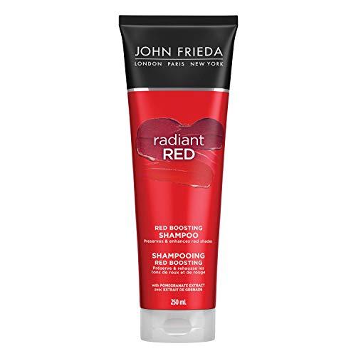 John Frieda Radiant Red Boosting Shampoo, 250 ml