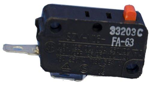 LG Electronics 3B73362F Microwave Oven Micro Switc