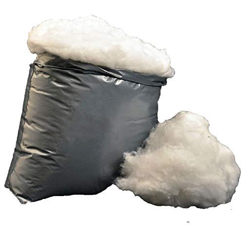 High Grade - 1 Kilo kg - Hollow Fibre Stuffing/Filling / Fill Toys, Pillows, Cushion Covers