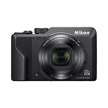 Nikon COOLPIX A1000 Digital Camera 4K Video Wi-Fi 35x Optical Zoom