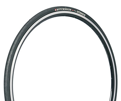 Hutchinson Intensive 2 700x28 Tubeless Ready Black Bike Tires, 700cm x...