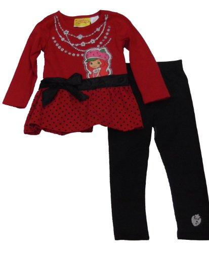 Strawberry Shortcake Infant/Toddler 2pc Set (24Mos)