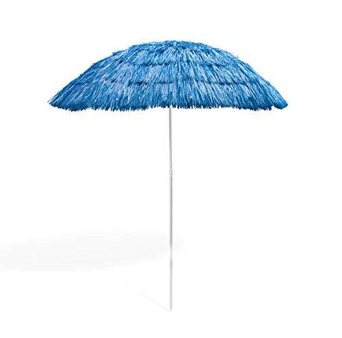 DEMA Hawaii Ombrellone Blu 160/UV30