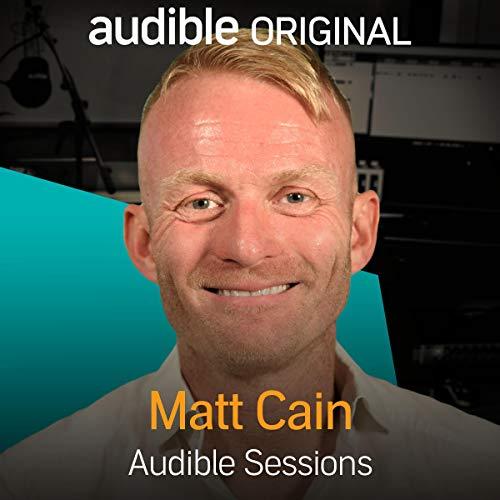 Matt Cain cover art