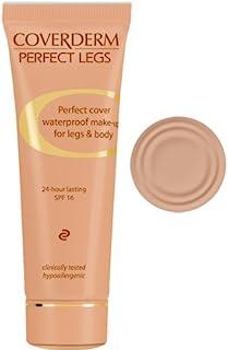 Coverderm Perfect Legs LSF 16 - Maquillaje para piernas y cuerpo, color a elegir