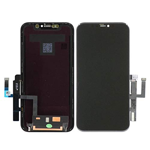 Best Shopper - Replacement Semi-Original LCD Display Touch Screen Digitizer Assembly for Apple iPhone 11 - Black