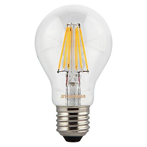 Sylvania Toledo 0027137 Lampe à LED rétro en verre E27 7,5 watts Doré