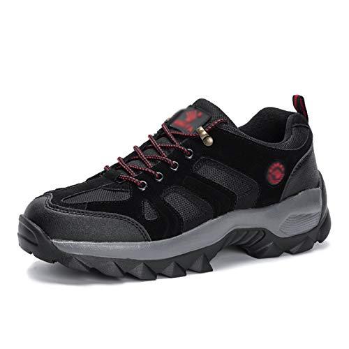BAFEYU Buty ochronne buty do chodzenia męskie buty w pełni podejście lekkie oddychające trampki do biegania po szlakach odpowiednie do sportów na świeżym powietrzu