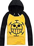 Felpa Leggera One Piece Trafalgar Law (L 162-167 cm)
