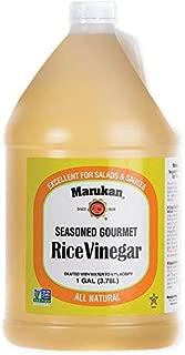 Marukan Gourmet Seasoned Rice Vinegar, 1 Gallon