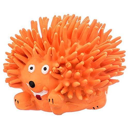 Coastal Pet Products, Inc. Latex Hedgehog Dog Toy 3 Inch (1-Pack)
