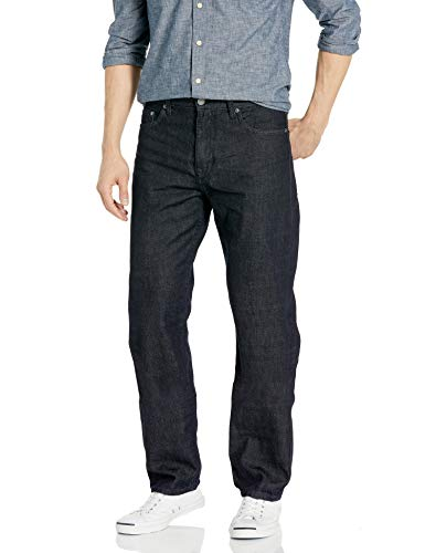 Calvin Klein Jeans Men's Relaxed Fit Jean, Tinted Rinse, 38x30