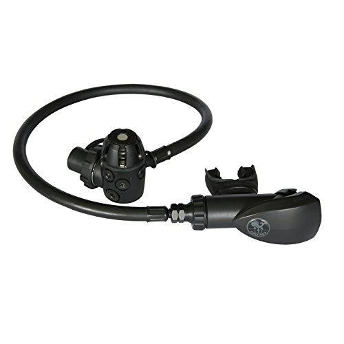POSEIDON - Xstream Deep MK3 Black Atemregler