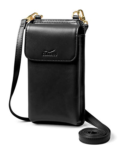 Claasico Womens Crossbody Wallet & Phone Case   iPhone/Samsung/Magnet Cell Pouch & Handbag
