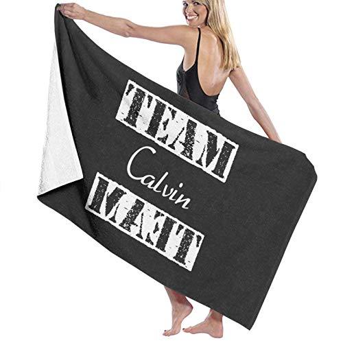 U/K Team Calvin Toalla de baño de secado rápido