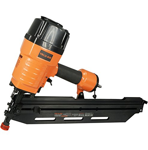 Valu-Air 9021C 21 Degree Full Round Head Framing Nailer 3-1/2'